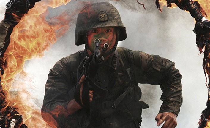 45 — Китай к войне готов опять