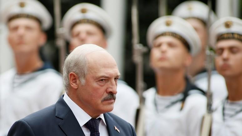 FAZ: Белоруссия заигрывает с Европой, но остаётся «белым пятном» в тени России