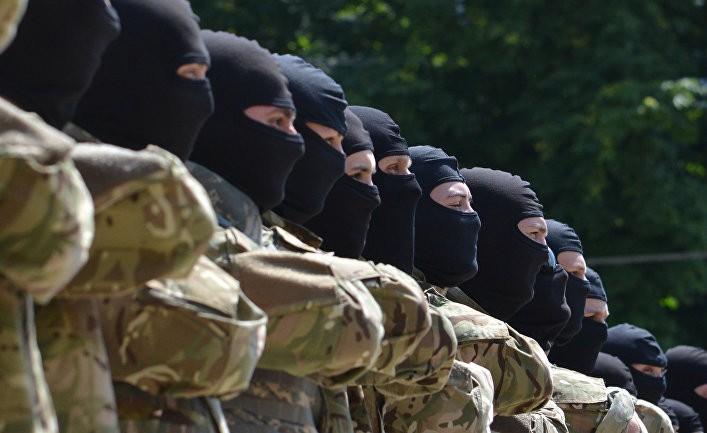 Неугасающий конфликт в Донбассе