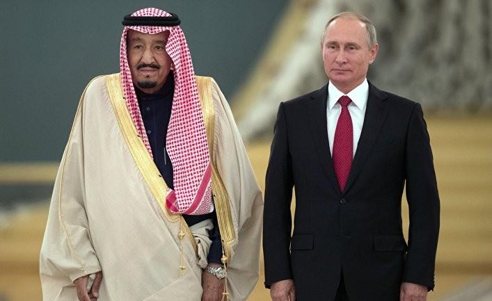 Вашингтон следит за визитом саудовского короля