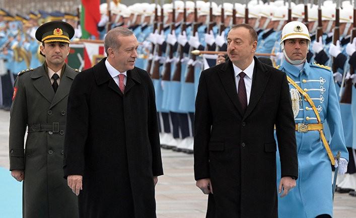 Ответный удар Алиева Эрдогану