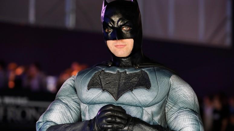 IBT: Бэтмен оскандалился — в игре нашли фото убитого российского посла