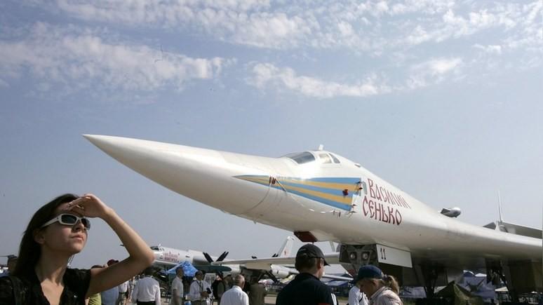 Focus: бомбардировщикам США не угнаться за «белыми лебедями» Путина