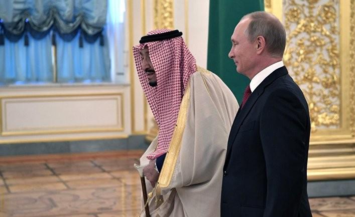 Нефтяной альянс под контролем Путина