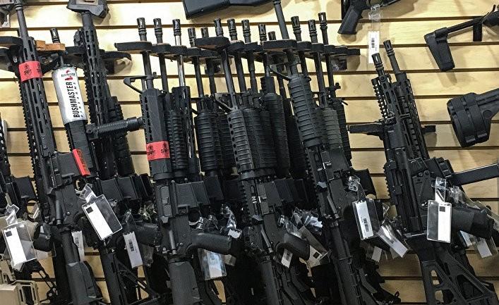 Отобрать оружие у американцев