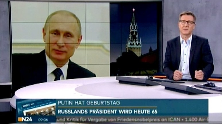 N24: в свои 65 Путин не намерен бросать «дело всей жизни»