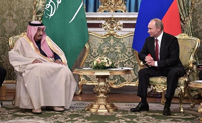 Для Эр-Рияда Россия — часть решения ближневосточной проблемы