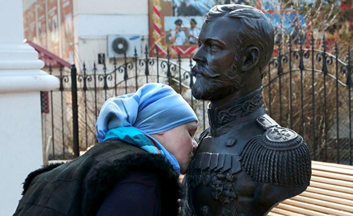 Россия ностальгирует по царскому режиму