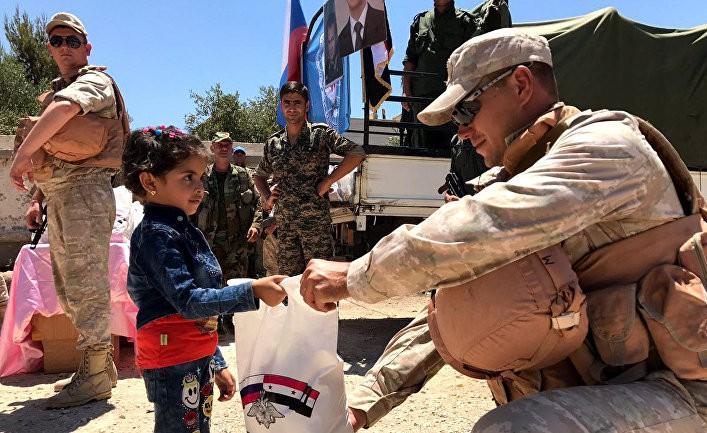 Дорогостоящая российская победа в Сирии