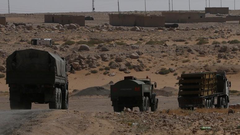 Die Welt: Россия почти объявила войну США в Сирии