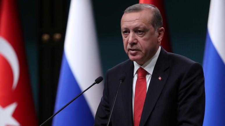 Handelsblatt: сотрудничая с Россией в Сирии, Эрдоган идёт на риск