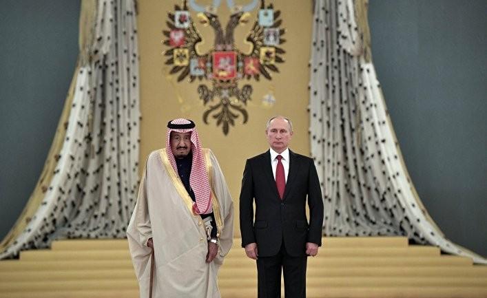 Гибкость ближневосточных альянсов