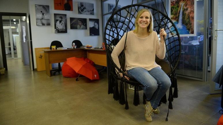 Бельгийская журналистка рассказала, как почувствовала себя принцессой в России