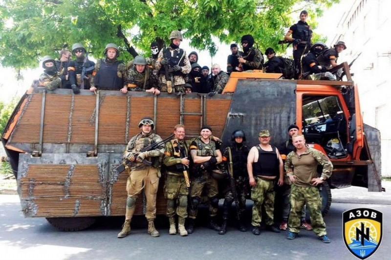 """Metro:Возобновлено расследование против шведа из """"Азова"""" за военные преступления на Донбассе"""