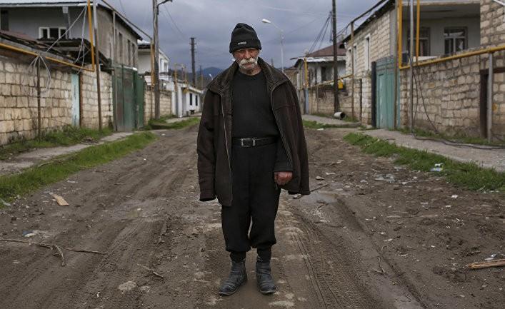 Карабахский камень преткновения