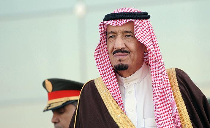 Двойная игра Саудовской Аравии