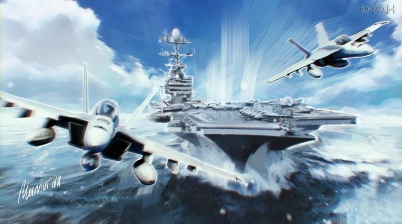 Кошмар армии США: самолеты-невидимки, авианосцы и подлодки могут превратиться в металлолом