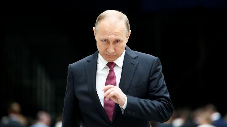 Шведский историк: Путин ещё может удивить россиян своим преемником