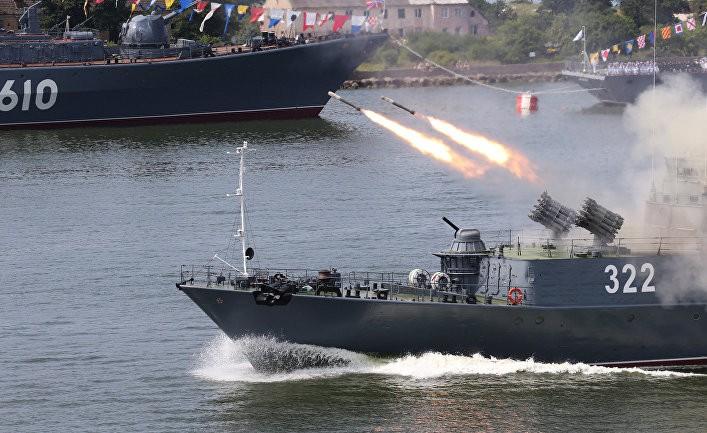 Конфликт на Балтике может выйти из-под контроля
