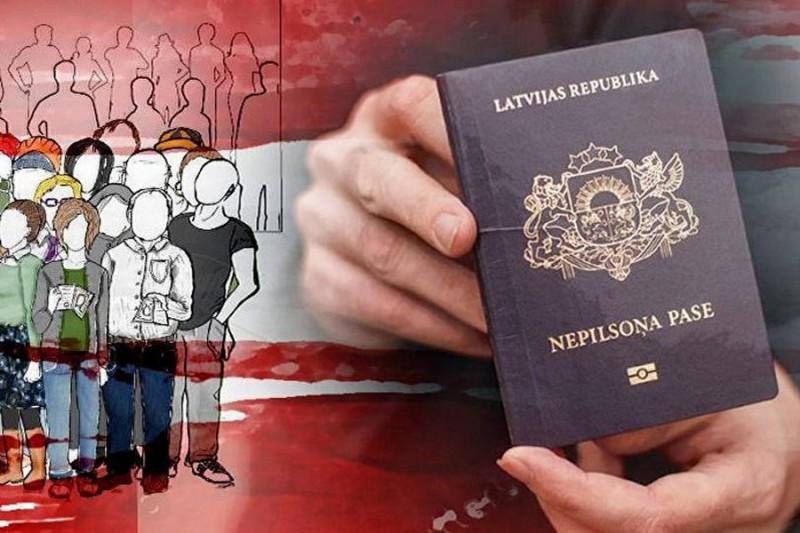Der Spiegel: апартеид по-прибалтийски