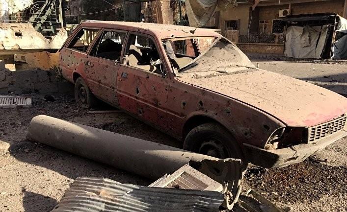 США проиграли России сирийскую войну