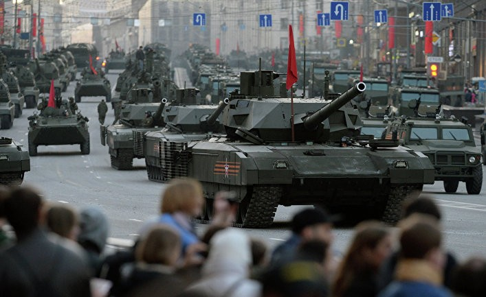 Пошлет ли Путин танки на Киев?