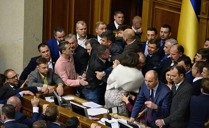Что Америке хорошо, то Донбассу — смерть