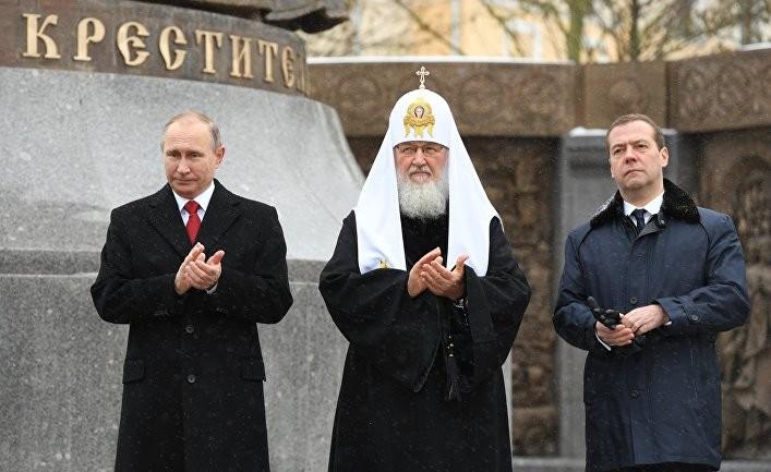 Истоки путинских территориальных захватов