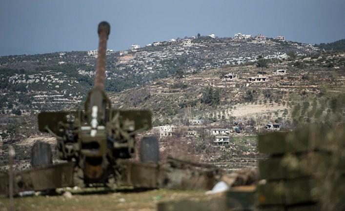 Новый фронт в Сирии