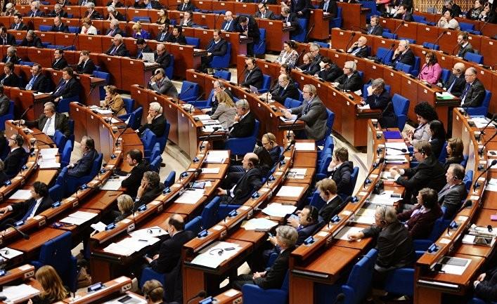 Неприятный звонок из Совета Европы