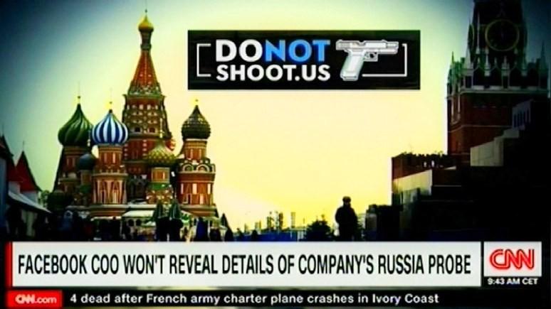 CNN обвинил русских в попытке разжечь в США расовую ненависть