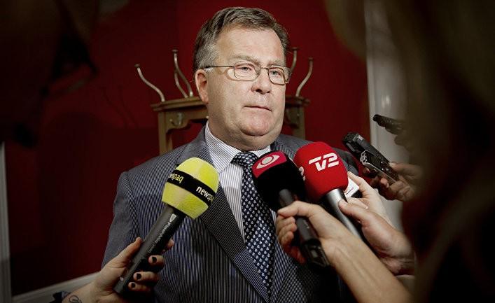 Клаус Фредриксен: русские не заставят нас молчать