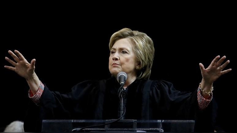 Клинтон: Wikileaks стал «филиалом российской разведки»