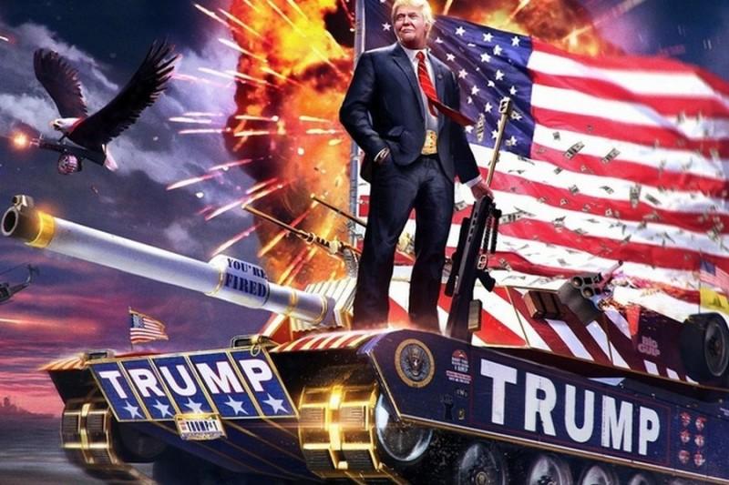Die Zeit: Понимает ли Трамп, что может натворить?!