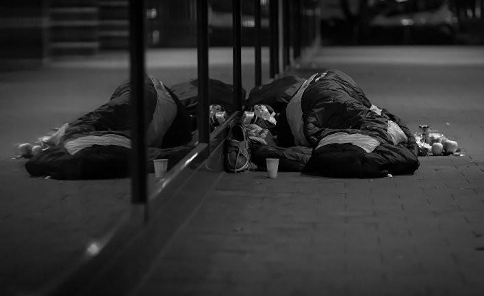 Что привлекает бездомных в Берлин?