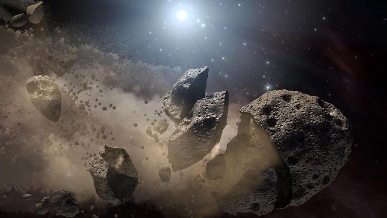 Heise: Россия готовится добывать минералы с астероидов