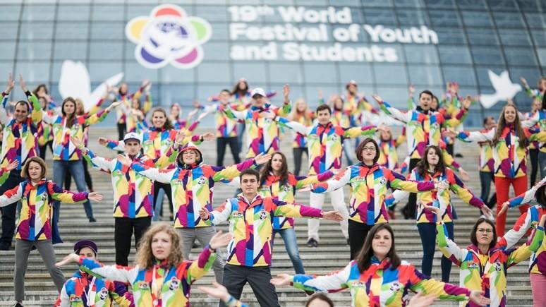 Gazeta Wyborcza: молодёжный фестиваль нужен Путину для увеличения электората