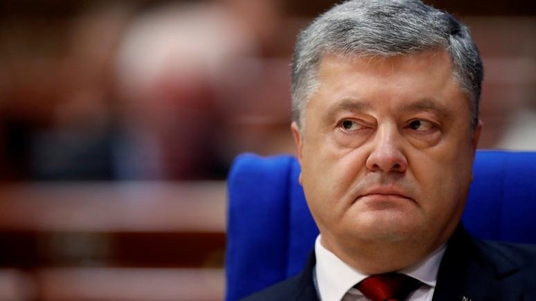 УП: Порошенко отказался встретиться с представителями протестной акции