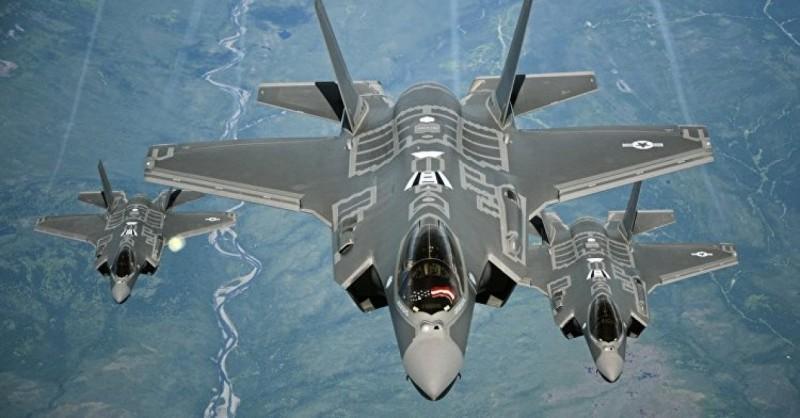 СМИ рассказали о 200 непригодных к бою истребителях пятого поколения F-35 США