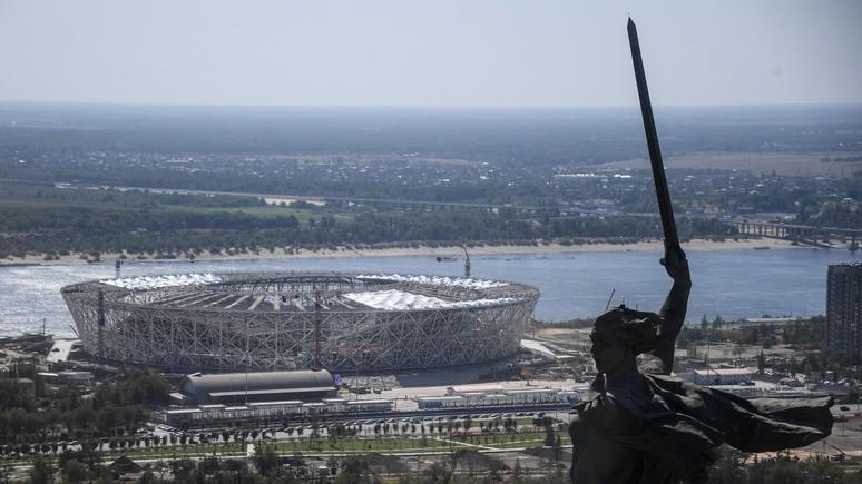 NZZ: ради ЧМ-2018 Россия строит стадионы с сомнительной окупаемостью