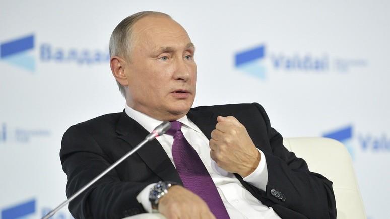 El País: Путин воспользовался каталонской темой, чтобы обвинить Запад в двойных стандартах