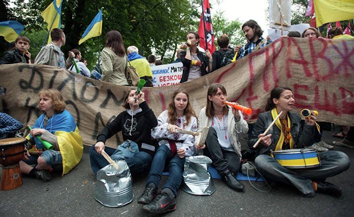 Будапешт заговорил по-украински