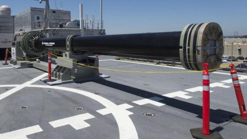 НАТО создает пушку, способную уничтожать российские танки