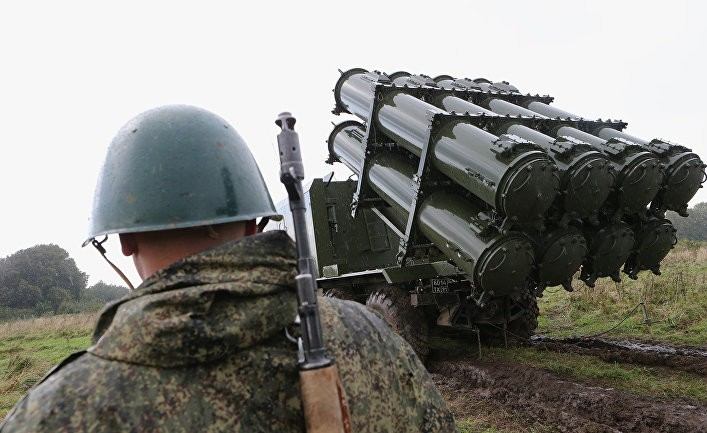 НАТО против России