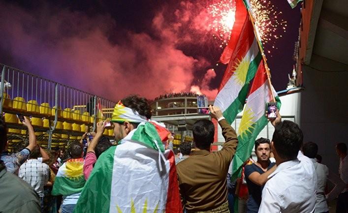 Курдистан не волнуют проблемы Ирака