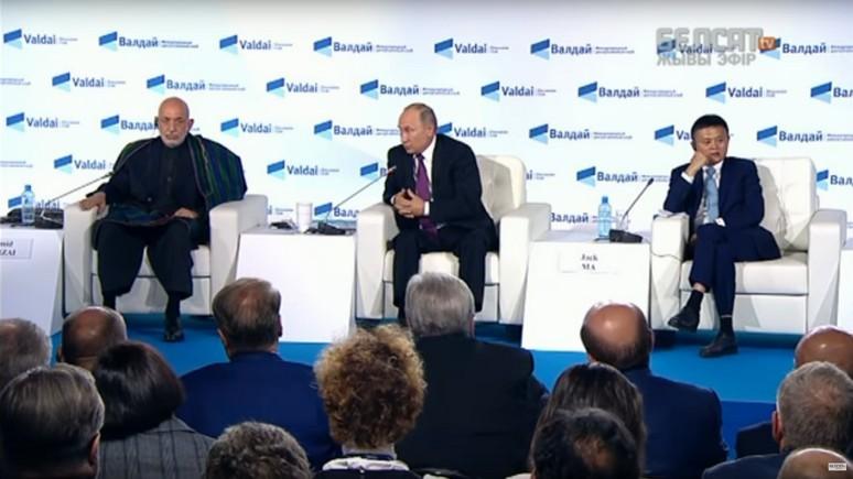 Белсат: за 5 месяцев до выборов Путин сохраняет интригу