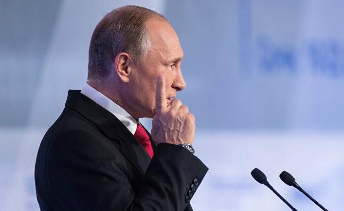 Путин об унижениях России