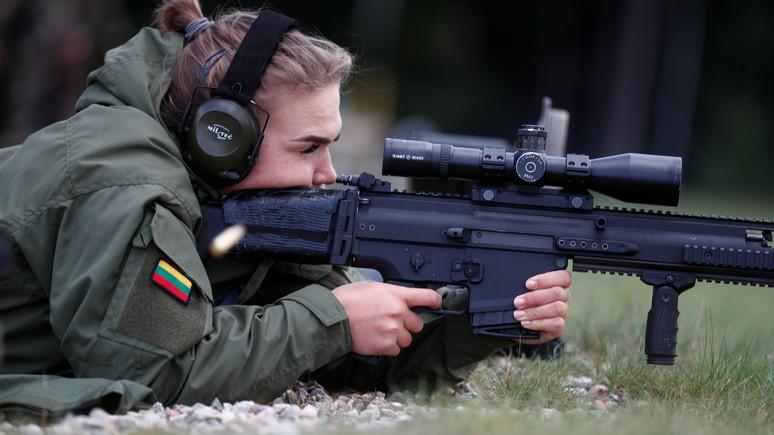 National Interest рассказал о «хитроумном плане» Прибалтики на случай войны с Россией