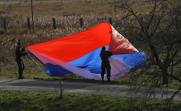 Задача Сербии — сформировать свою геополитику
