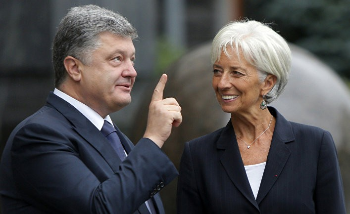 Украине нельзя шутить с МВФ